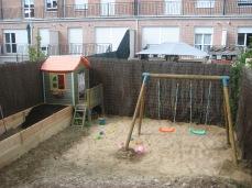 Jardín en Villanubla ( en construcción)